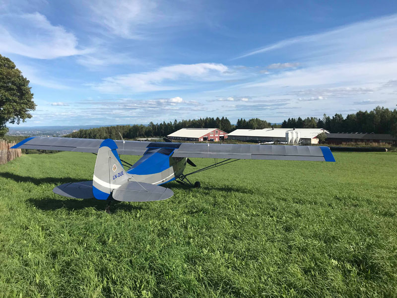 Supercub Norway - Duenger Airfield - Buy supercub kits and more